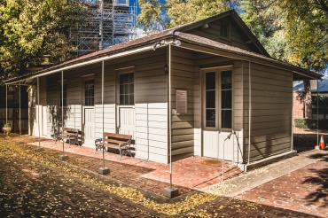 Дом собраний квакеров, Аделаида, Австралия, построен в 1840 году