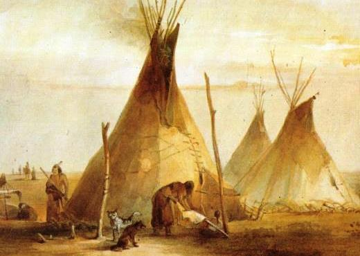 Индейские типи