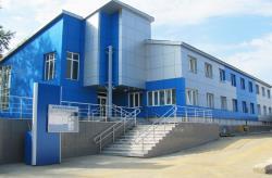 Блочно-модульное офисное здание