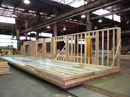Технология производства вагон-домов в США