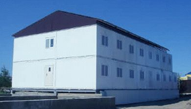 Группа «Техмаш» завершила строительство общежития на 34 человека по заказу филиала ОАО «ИНКОМнефть» в г. Ноябрьске Ямало-Ненецкого автономного округа.