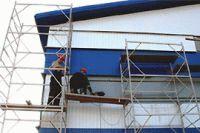 Наружная отделка быстровозводимых зданий