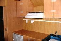 Вагон-дома поставляются на площадку с внутренней отделкой и установленным оборудованием