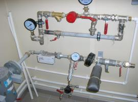 ФАП - система водоснабжения