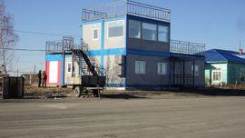 Командно-диспетческий пункт (КДП) - готовое здание