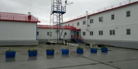 Здание АБК переменной этажности
