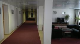 Интерьер административно-бытового здания