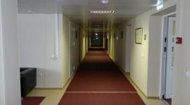 Традиционная для АБК коридорная система