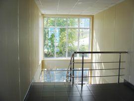 Интерьер АБК - лестница