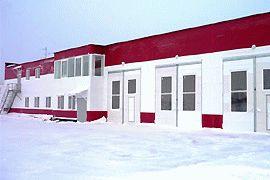 Здание аварийно-спасательной станции