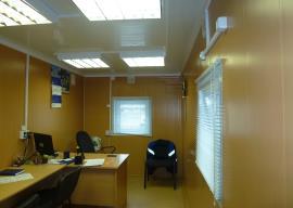 Строительная бытовка - офис