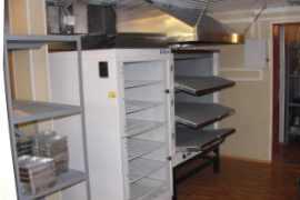 Оборудование модульной пекарни