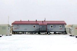 Модульная столовая в вахтовом поселке