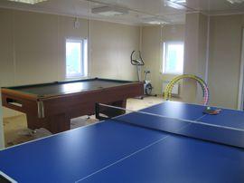 Модульный спортивный зал