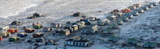 Модульные жилые дома на севере