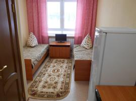 Жилая комната в модульном общежитии