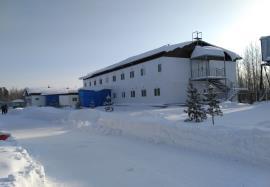 Модульное общежитие под Иркутском