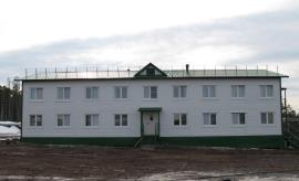 Общежитие блочно-модульного типа
