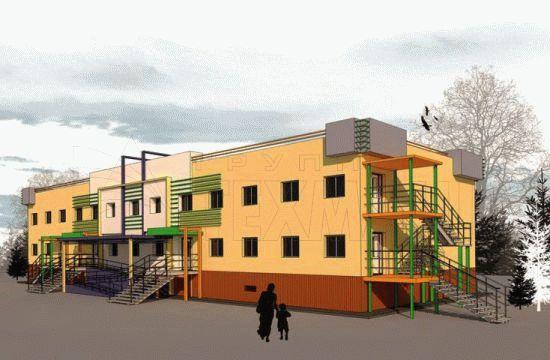 Детский сад на 20 мест