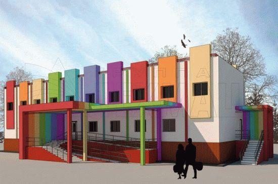 Здание музыкальной школы