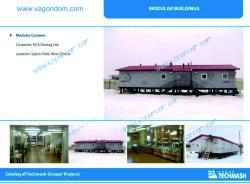Modular canteen