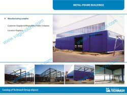 Manufacturing Complex - Metal-Frame Type