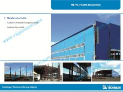 Manufacturing Facility - Metal-Frame Type
