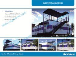 Client Service Center Modular Building