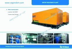 Water Treatment Plant - Container Type