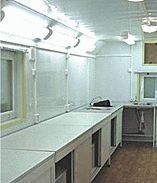 Вагон-дом лаборатория