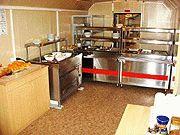 Вагон-дом столовая