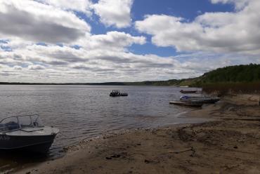 Окрестности деревни Щелино, НАО