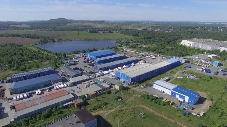 Производственная площадка в Первоуральске