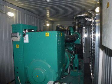 Энергокомплекс для Эльгинского месторождения