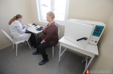 Начался прием пациентов в Новом ФАПе