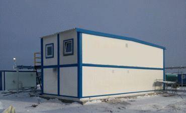 Станция очистки сточных вод КОС-ЕЧВ