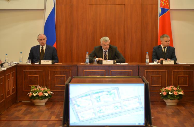 Губернатор Магаданской области на Строительной Сессии 2019