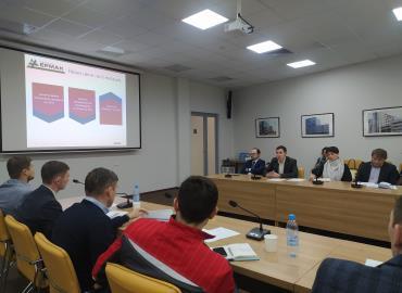 Группа Ермак поделилась опытом реализации национального проекта