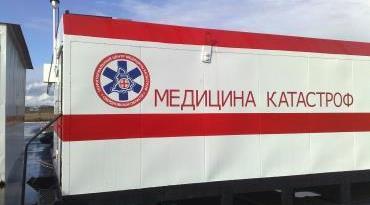 ЛКП вагон-дома Ермак после года эксплуатации