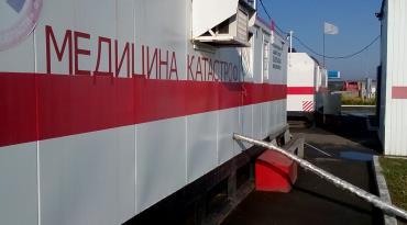 ЛКП вагон-дома Ермак после 6 лет эксплуатации