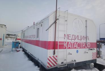 ЛКП вагон-дома Ермак после 8 лет эксплуатации