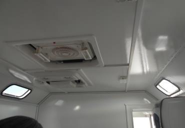 ФАП-кунг - потолки