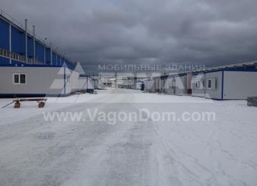 Производство блочно-модульных зданий ФАПов