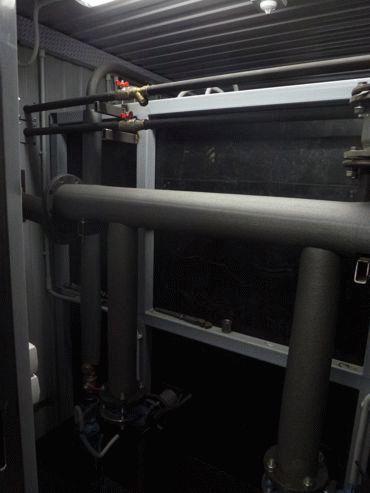 Канализационно-насосная станция в ЯНАО