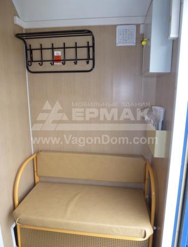 Тамбур вагон-дома лаборатории для компании Орион