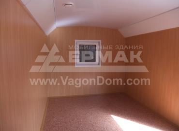 Вагон-дом для медицинского оборудования