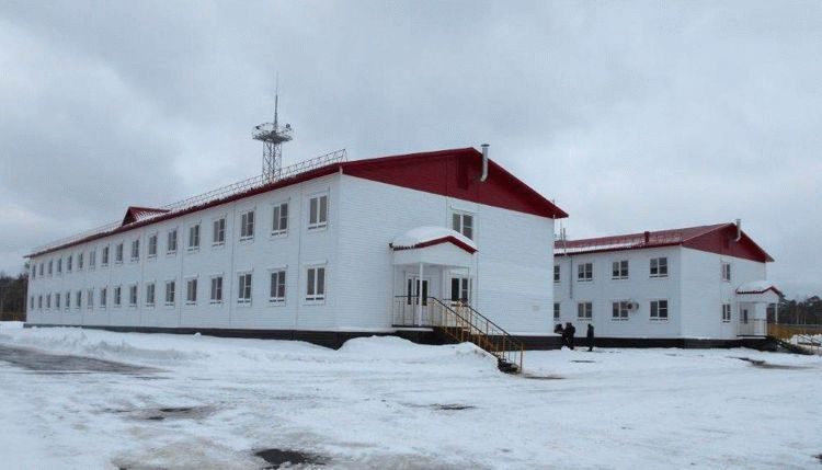 Общежитие на 140 человек, Малобалыкское нефтяное месторождение