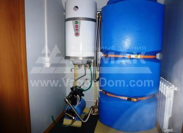 Автономная система водоснабжения сауны