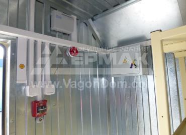 Пожарная сигнализация и электрощиток