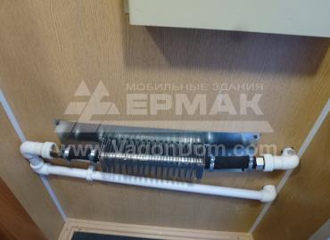 Радиатор системы отопления вагон-дома - узкий
